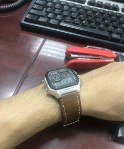 Dây-Da-Đồng-Hồ-Casio-World-Time-AE1200WHD-Màu-Nâu-AE1200WHD