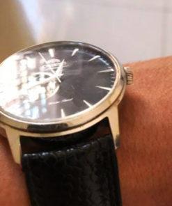 dây da đồng hồ đà điểu 1