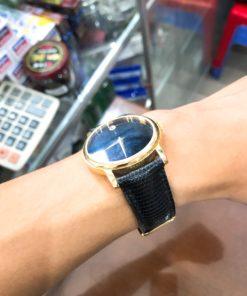 dây da kì đà handmade đồng hồ movado nam