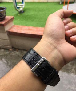 thay dây da đồng hồ D&G hà nội